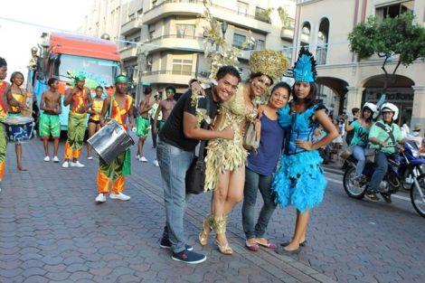 Orgullo LGBT Gay Ecuador Guayaquil 2015 - Asociación Silueta X con Diane Rodríguez DianeRodriguezz  (50)