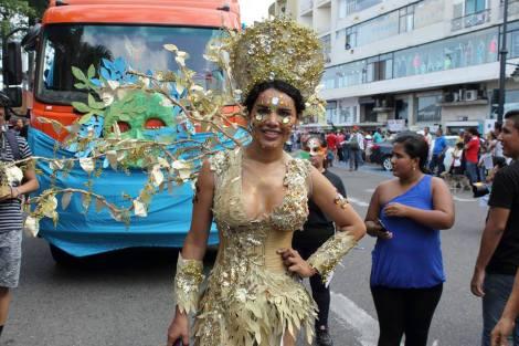 Orgullo LGBT Gay Ecuador Guayaquil 2015 - Asociación Silueta X con Diane Rodríguez DianeRodriguezz  (59)