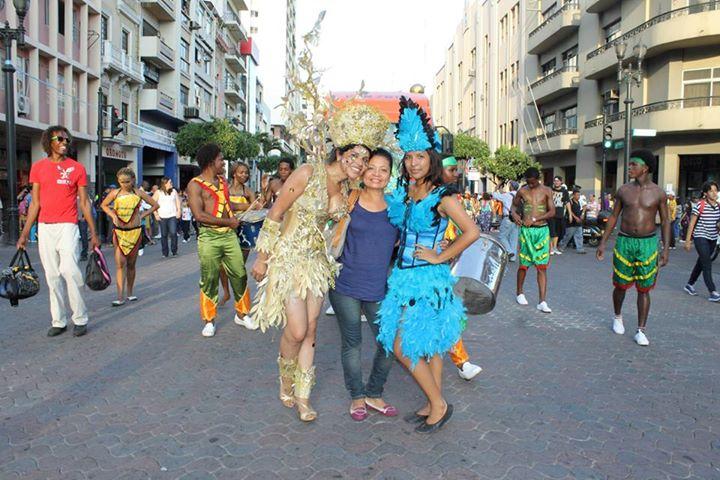 Orgullo LGBT Gay Ecuador Guayaquil 2015 - Asociación Silueta X con Diane Rodríguez DianeRodriguezz  (61)