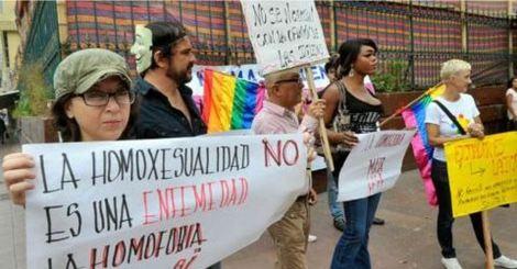 Organizaciones LGBT rechazan paro nacional y ratifican apoyo a Gobierno -SiluetaX