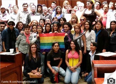 Nace la Federación Ecuatoriana de Organizaciones GLBT - SileutaX- DianeRodriguez