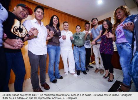 Diane Rodríguez cuenta con el respaldo de 60 asociaciones