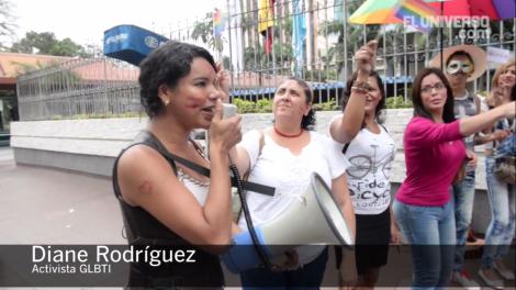 18 años de la despenalización de la homosexualidad en Ecuador - Diane Rodriguez