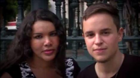 Del mismo modo pero en sentido contrario - La historia de Diane Rodríguez y Fernando Machado