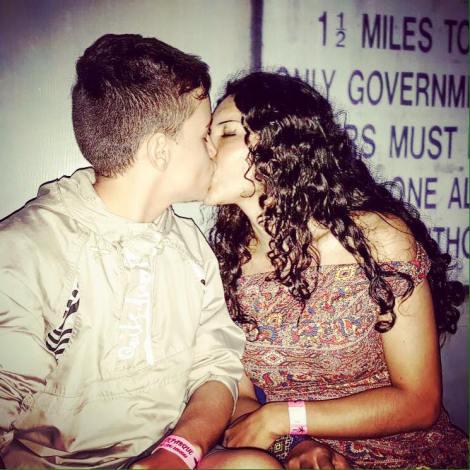 Diane Rodriguez y Fernando Machado primera pareja en concebir un hijo en ecuador