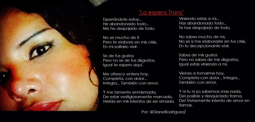 Poema de Diane Rodríguez para Fernando Machado