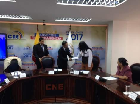 Federación de Organizaciones LGBTI logra acuerdos en favor de los LGBTI con el Consejo Nacional Electoral (1)