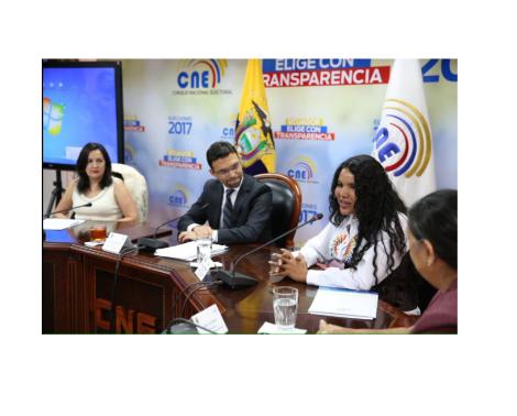 Federación de Organizaciones LGBTI logra acuerdos en favor de los LGBTI con el Consejo Nacional Electoral 20