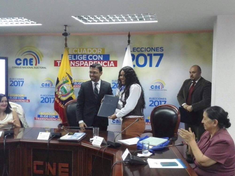 Federación de Organizaciones LGBTI logra acuerdos en favor de los LGBTI con el Consejo Nacional Electoral (7)