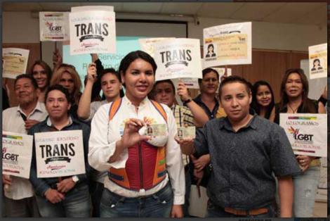 Activista Diane Rodriguez logra cambiar su genero en la cédula