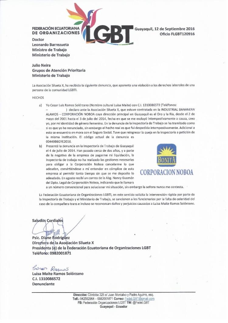 discriminacion-laboral-trans-y-falta-de-pago-de-liquidacion-corporacion-noboa
