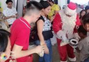 Agasajo Navideño a niños con enfermedades catastroficas y VIH - Asociación LGBT Silueta X - Ecuador (26)
