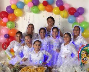 Agasajo Navideño a niños con enfermedades catastroficas y VIH con transexual diane rodriguez - Asociación LGBT Silueta X - Ecuador (5)