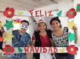 Agasajo Navideño a niños con enfermedades catastroficas y VIH con transexual diane rodriguez - Asociación LGBT Silueta X - Ecuador (7)