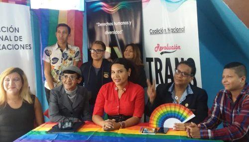 La Federación Ecuatoriana de Organizaciones LGBTI a traves de la Asociación Silueta X presentó el Estudio de percepción ciudadana de avances o retrocesos LGBTI 11