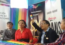 La Federación Ecuatoriana de Organizaciones LGBTI a traves de la Asociación Silueta X presentó el Estudio de percepción ciudadana de avances o retrocesos LGBTI 9