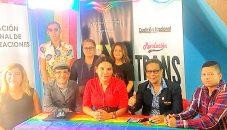 La Federación Ecuatoriana de Organizaciones LGBTI a traves de la Asociación Silueta X presentó el Estudio de percepción ciudadana de avances o retrocesos LGBTI - Diane Rodriguez