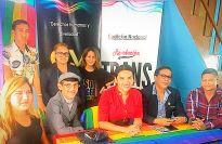 La Federación Ecuatoriana de Organizaciones LGBTI a traves de la Asociación Silueta X presentó el Estudio de percepción ciudadana de avances o retrocesos LGBTI
