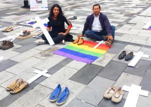 diane rodriguez en quito, silueta x, despenalizacion homosexualidad ecuador lgbt