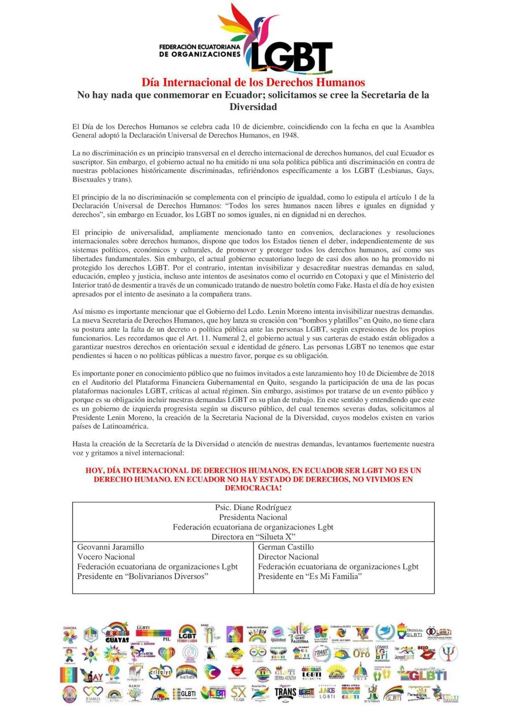 silueta x- federacion ecuatoriana de organizaciones lgbt- diane rodriguez- revolucion trans.jpg