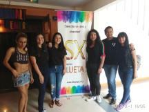 FORO - PANEL sobre Diversidad Sexual y Género - Universidad Politecnica Salesiana Asociación Silueta X