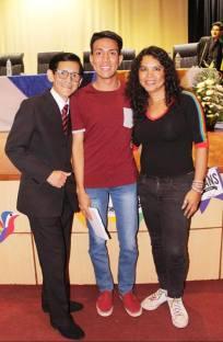 FORO - PANEL sobre Diversidad Sexual y Género - Universidad Politecnica Salesiana con Diane Rodriguez transgénero LGBT ecuador (4)