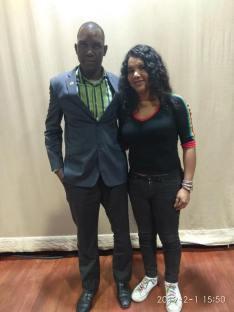 FORO - PANEL sobre Diversidad Sexual y Género - Universidad Politecnica Salesiana con Diane Rodriguez transgénero LGBT ecuador (5)