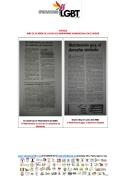 Boletín de Prensa - HOY LA CORTE COSTITUCIONAL DE ECUADOR SERÁ RECONOCIDA COMO GARANTISTA DE DERECHOS LGBT O COMO BLOQUEADORA, A PARTIR DE LA SENTENCIA DEL MATRIMONIO HOMOSEXUAL 2