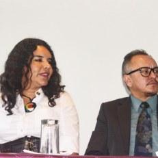Camara LGBT del Ecuador rueda de prensa sobre lanzamiento - CEO Diane Rodriguez (11)