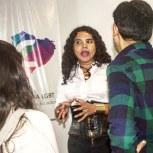 Camara LGBT del Ecuador rueda de prensa sobre lanzamiento - CEO Diane Rodriguez (5)