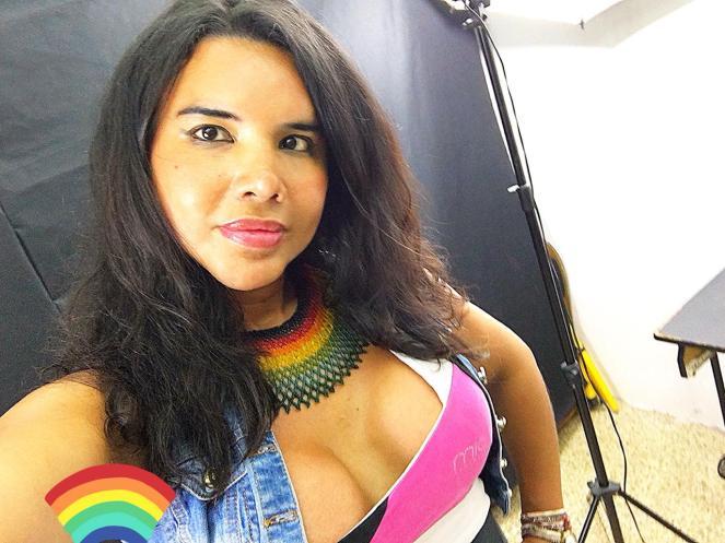 1 Activista trans Diane Marie Rodriguez Zambrano - Ecuador LGBT - transfeminista - Transgénero - MTF (23)
