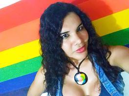 1 Activista trans Diane Marie Rodriguez Zambrano - Ecuador LGBT - transfeminista - Transgénero - MTF (27)