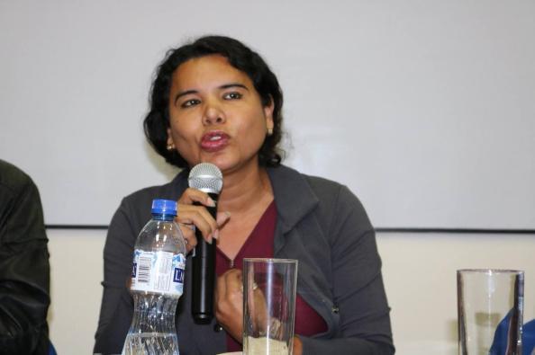 1 Activista trans Diane Marie Rodriguez Zambrano - Ecuador LGBT - transfeminista - Transgénero - MTF FLACSO