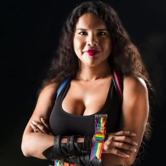 Diane Marie Rodríguez Zambrano - La activista Trans transgénero LGBT en Ecuador - Piscóloga MTF - Transfeminista estudiante de FLACSO
