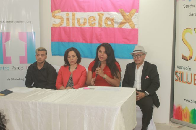 1er Primer Centro Psico Trans en Ecuador, inauguración - Evita Terapias correctivas de tortura o conversión - Asociación Silueta X (2)