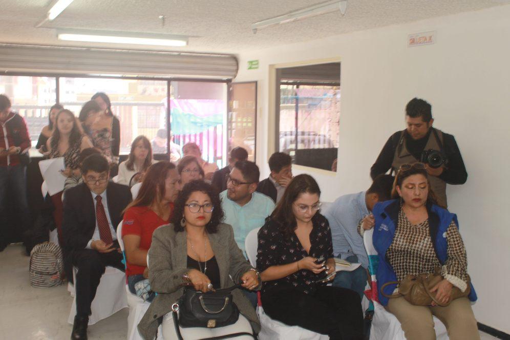 Inauguración del primer Centro Psico Trans en Ecuador - Evita Terapias correctivas de tortura o conversión - Asociación Silueta X (7)