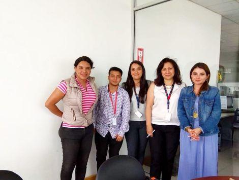 Centro Psico Trans by Asociación Silueta X se reunió con el Ministerio de Salud Pública del Ecuador - Diane Rodríguez