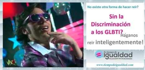 Campaña hazme reir inteligente mente Andrea Arauz - la Michi - Tiempo de Igualdad - Asociación SIlueta X