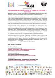 """Boletín de Prensa - ASESINAN A MACHETAZOS A PERSONA DE """"GÉNERO NO CONFORME"""" Y A SU PAREJA - Asociación Silueta X - Federación ecuatoriana de Organi"""