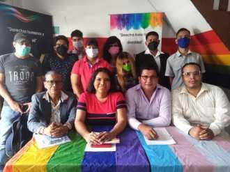 Rueda de Prensa - ACCIÓN DE PROTECCIÓN CONTRA EL CONSEJO PARA LA IGUALDAD DE GÉNERO PARA LA CONFORMACIÓN DEL CONSEJO CONSULTIVO LGBTI - Asociación Silueta X - Campaña Tiempo de Igualdad (1)