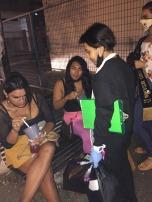 Pruebas de VIH iinerantes y meriendas ambulatorias para mujeres trans trabajadoras sexuales por parte de Asociación Silueta X (7)